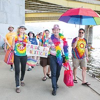 A year after protests and criticism that it wasn't inclusive, has anything changed about Pittsburgh Pride?