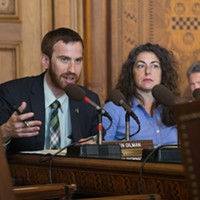 Pittsburgh City Council bill would protect domestic-violence victims from housing discrimination