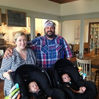 Troy Hill's Pear & The Pickle combines a coffee shop with sandwiches and a small general store