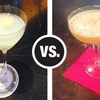 <i>Pittsburgh City Paper</i> Booze Battles: The Commoner vs. Grapperia