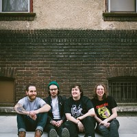 Modern Baseball's sold-out show confirms pop punk can be inclusive and electric