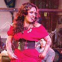 <i>Carmen the Gypsy</i> at Opera Theater SummerFest