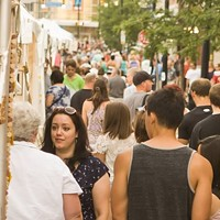 Pittsburgh's SouthSide Works Exposed festival returns tomorrow