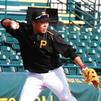 Pittsburgh Left: Pittsburgh Pirates' Jung Ho Kang should sit during sexual-assault investigation