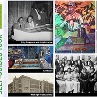 Pittsburgh's Inaugural Homewood-Brushton Self-Guided Arts and Culture Tour this Saturday