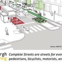 Pittsburgh officials asking for input on 'Complete Streets' and bike-lane plans