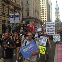 City Paper's Democratic National Convention in Philadelphia Live Blog: Day 1