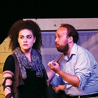 <i>Julius Caesar</i> at Throughline Theatre