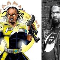 Comics artist Marcel Walker gets a solo show