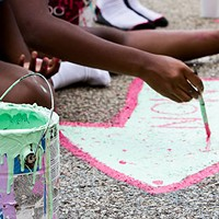 Summer mural project addresses gun violence in Pittsburgh
