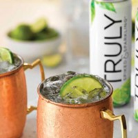 Alcoholic Sparkling Water is So Hot Right Now