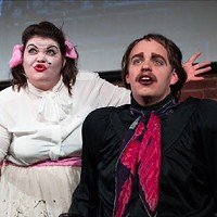 Camp classic inspires Pittsburgh duo's musical on Saturday