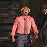 "Final week for ""Seven Guitars"" at Pittsburgh Playwrights, staged at August Wilson House"