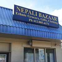 The Nepali Bazaar, in Brentwood, is a popular shop for Pittsburgh's growing Bhutanese community