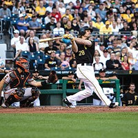 The Pittsburgh Pirates still have a shot at the playoffs, even if it's not the one they wanted