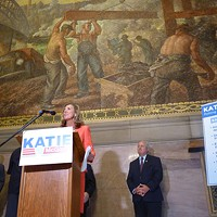 Democratic U.S. Senate candidate Katie McGinty says manufacturing can return to Pennsylvania