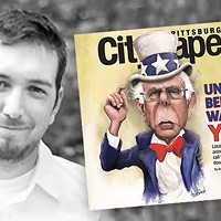 A conversation with this week's Pittsburgh City Paper cover artist Jonathan Trueblood