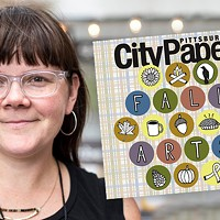 A conversation with this week's Pittsburgh City Paper cover artist Amy Garbark of Garbella Design