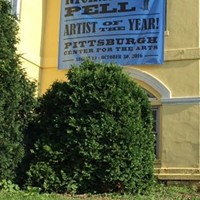 After Complaints, Pittsburgh Center for the Arts to Install Banner for Emerging Artist