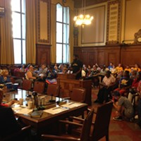 Pittsburgh residents voice their support for Housing Opportunity Fund; some question how the money will be raised