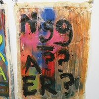 At Future Tenant, D.S. Kinsel's new exhibit tackles a taboo word