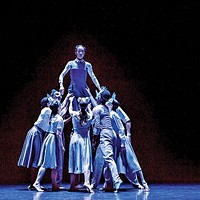 "Martha Graham Dance Company performs Pontus Lidberg's ""Woodland."""