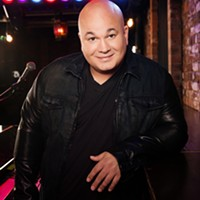 Robert Kelly performs tomorrow night at Pittsburgh Improv