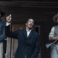 Nat Turner (Nate Parker) speaks some truth.
