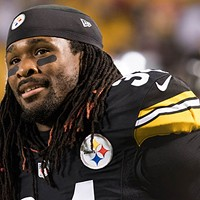 Pittsburgh Steeler DeAngelo Williams fighting breast cancer head on