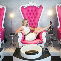 Dallas Sauers, owner of your choice for Best Nail Salon, Dallas Beauty Lounge