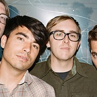 Joyce Manor (Barry Johnson, far right)