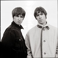 <i>Oasis: Supersonic</i> documentary film plays one night on Wed., Oct. 26