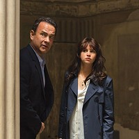 Abandon hope all ye who enter here: Tom Hanks and Felicity Jones