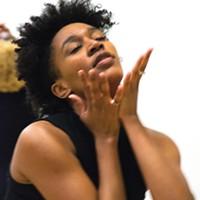 Ronnell Kitt in STAYCEE PEARL dance project's <i>FLOWERZ</i>