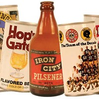 The agony and the ecstasy of the Pittsburgh Brewing Company, brewers of Iron City Beer