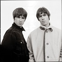 Noel and Liam Gallagher