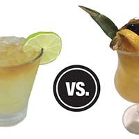 <i>Pittsburgh City Paper Booze Battles</i>: Tiki Lounge vs. Ease Modern Comfort Cuisine