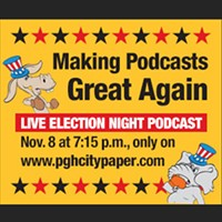 Making Podcasts Great Again - Live Election Podcast