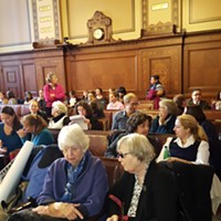 Pittsburgh City Council hears from advocates on gender-equity bill