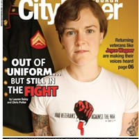 April 18, 2012 cover story on women in the military