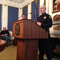 A story on Pittsburgh Police Chief Cameron McLay resigning on our online Blogh