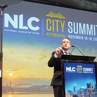 Cleveland City Councilor and NLC president Matt Zone