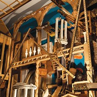 Dennis Maher's deconstructed/reconstituted <i>Second Home</i> is a thing of beauty at the Mattress Factory