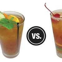 <i>Pittsburgh City Paper</i> Booze Battles: Spice Island Tea House vs. Franktuary