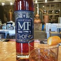 Maggie's Farm Rum's pre-mixed M.F.O.F.
