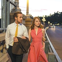 So dreamy: Ryan Gosling and Emma Stone