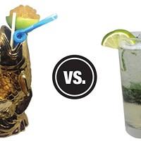 <i>Pittsburgh City Paper</i> Booze Battles: Hidden Harbor vs. Plum Pan Asian Kitchen
