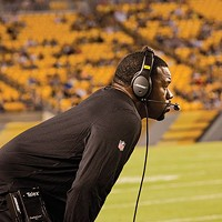 Following arrest, media lists Pittsburgh Steelers Coach Joey Porter's past legal trouble but ignore those of the arresting officer