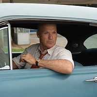 On the go: Ray Kroc (Michael Keaton)