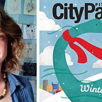 A conversation with this week's <i>Pittsburgh City Paper</i> cover illustrator Rachel Arnold Sager
